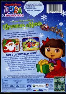 Dora l'esploratrice. L'avventura di Natale - DVD - 2