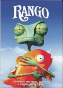 Rango di Gore Verbinski - DVD