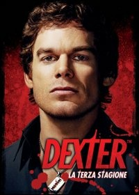 Cover Dvd Dexter. Stagione 3