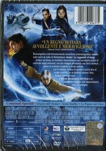 L' ultimo dominatore dell'aria di Manoj Night Shyamalan - DVD - 2
