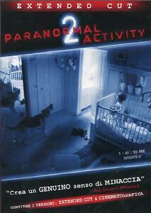 Paranormal Activity 2 (DVD) di Tod Williams - DVD
