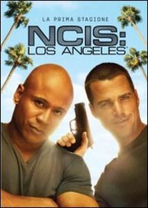NCIS: Los Angeles. Stagione 1 (6 DVD) - DVD