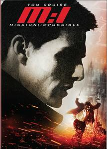 Mission: Impossible di Brian De Palma - DVD