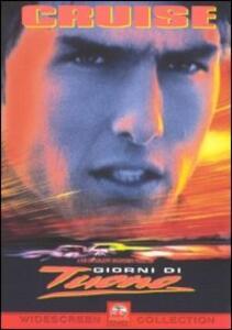 Giorni di tuono di Tony Scott - DVD