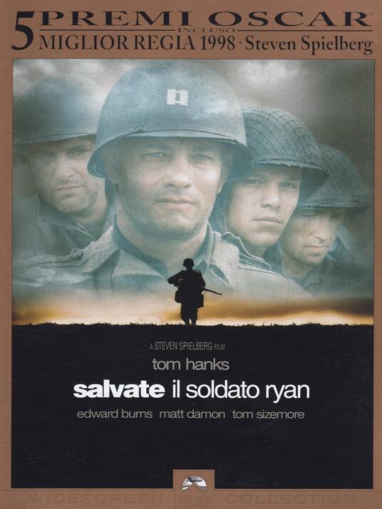 Salvate il soldato Ryan (2 DVD) di Steven Spielberg - DVD