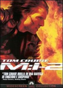 Mission: Impossible 2 di John Woo - DVD