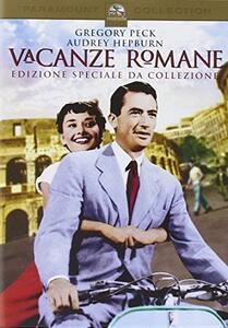 Vacanze romane<span>.</span> Edizione speciale di William Wyler - DVD
