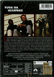 Fuga da Alcatraz di Don Siegel - DVD - 2
