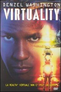 Virtuality di Brett Leonard - DVD
