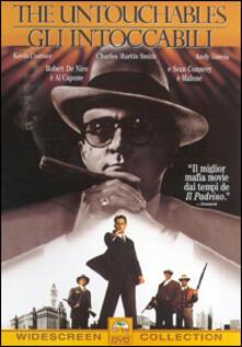 The Untouchables. Gli intoccabili di Brian De Palma - DVD