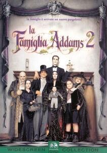 La famiglia Addams 2 di Barry Sonnenfeld - DVD