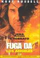 Cover Dvd DVD Fuga da Los Angeles