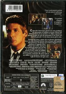 Schegge di paura di Gregory Hoblit - DVD - 2