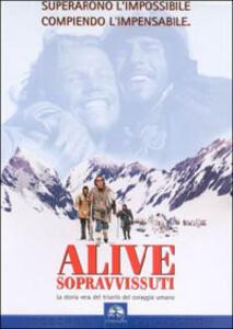 Alive. I sopravvissuti di Frank Marshall - DVD