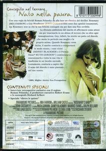 Rosemary's Baby di Roman Polanski - DVD - 2