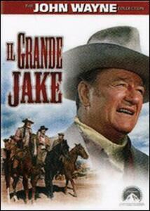 Il grande Jake di George Sherman - DVD