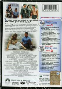 Forrest Gump (2 DVD)<span>.</span> Edizione speciale di Robert Zemeckis - DVD - 2