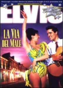 La via del male di Michael Curtiz - DVD
