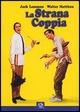 Cover Dvd DVD La strana coppia