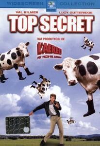Top Secret di Jim Abrahams,David Zucker,Jerry Zucker - DVD