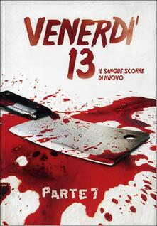 Venerdì 13. Parte VII. Il sangue scorre di nuovo di John Carl Buechler - DVD