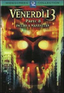 Venerdì 13. Parte VIII. Incubo a Manhattan di Rob Hedden - DVD