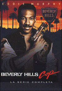Locandina Beverly Hills Cop. La serie completa