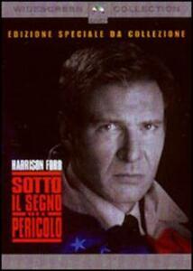 Sotto il segno del pericolo<span>.</span> Edizione speciale di Phillip Noyce - DVD