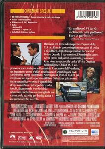 Sotto il segno del pericolo<span>.</span> Edizione speciale di Phillip Noyce - DVD - 2