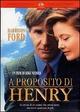 Cover Dvd DVD A proposito di Henry