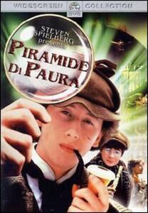 Piramide di paura di Barry Levinson,John Lasseter - DVD