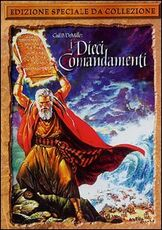 Film I Dieci Comandamenti (2 DVD) Cecil B. De Mille