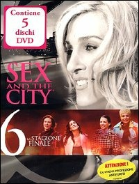 Locandina Sex and the City - Stagione 6