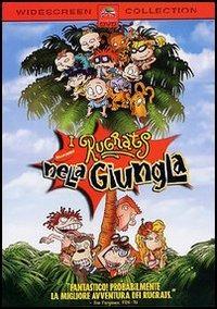 Locandina I Rugrats nella giungla