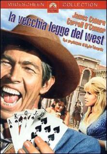 La vecchia legge del West di William A. Graham - DVD