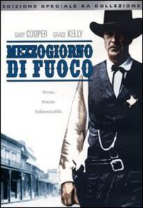 Mezzogiorno di fuoco<span>.</span> Special Edition di Fred Zinnemann - DVD