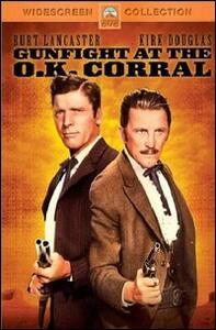 Sfida all'O.K. Corral di John Sturges - DVD