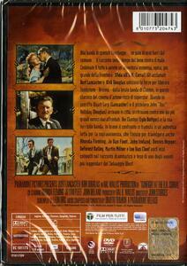 Sfida all'O.K. Corral di John Sturges - DVD - 2