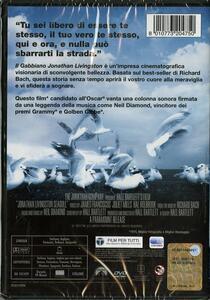Il gabbiano Jonathan Livingston di Hall Bartlett - DVD - 2