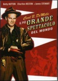 FILM Il Piu' Grande Spettacolo del Mondo (1952)