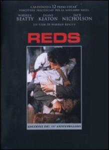 Reds (2 DVD)<span>.</span> Edizione speciale di Warren Beatty - DVD