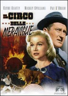 Il circo delle meraviglie di James Edward Grant - DVD