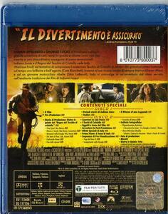 Indiana Jones e il Regno del Teschio di Cristallo (2 Blu-ray)<span>.</span> Special Edition di Steven Spielberg - Blu-ray - 2