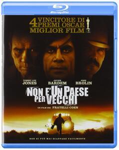 Non è un paese per vecchi di Ethan Coen,Joel Coen - Blu-ray