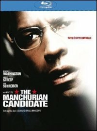 Cover Dvd The Manchurian Candidate
