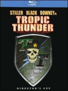 Tropic Thunder di Ben Stiller - Blu-ray