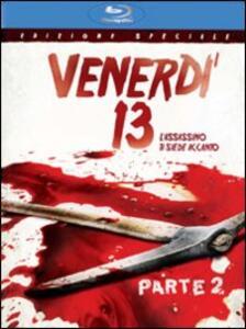 Venerdì 13. Parte II. L'assassino ti siede accanto di Steve Miner - Blu-ray