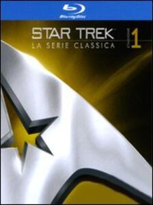 Star Trek. La serie classica. Stagione 1 (8 Blu-ray) - Blu-ray