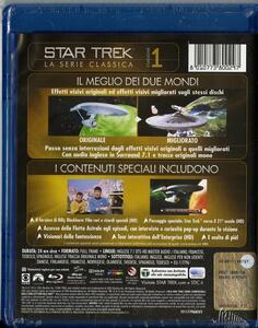 Star Trek. La serie classica. Stagione 1 (8 Blu-ray) - Blu-ray - 2