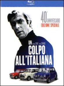 Un colpo all'italiana (Blu-ray) di Peter Collinson - Blu-ray